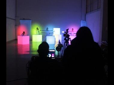 Cube Dance Show