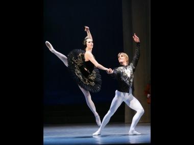 Baletní Duet
