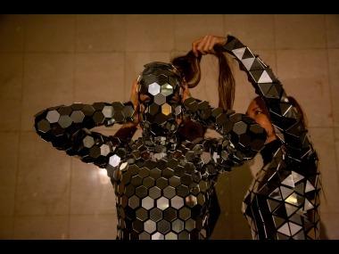 mirror costume