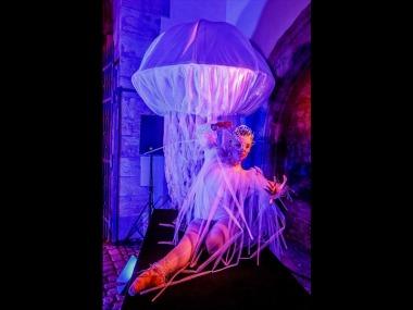Medusa Invitation