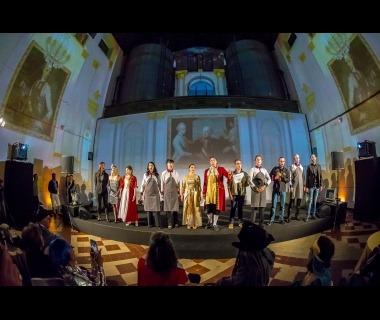 Opera Flash Mob